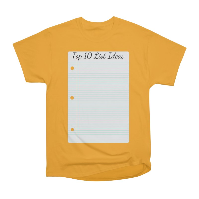 Brain Stormin' Men's T-Shirt by WatchPony Clothing Collection