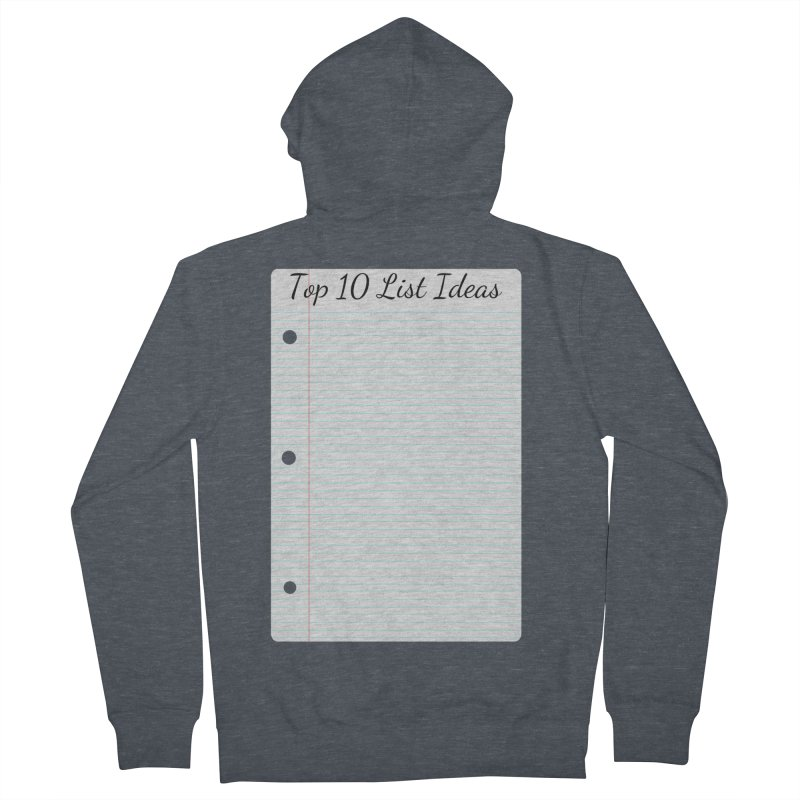 Brain Stormin' Women's Zip-Up Hoody by WatchPony Clothing Collection
