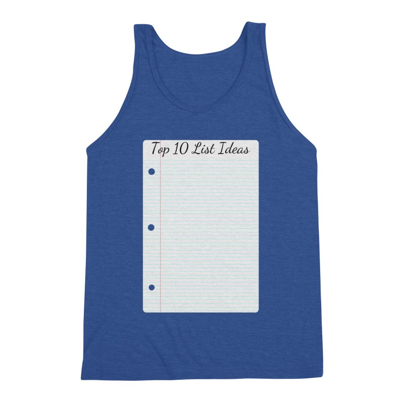 Brain Stormin' Men's Tank by WatchPony Clothing Collection