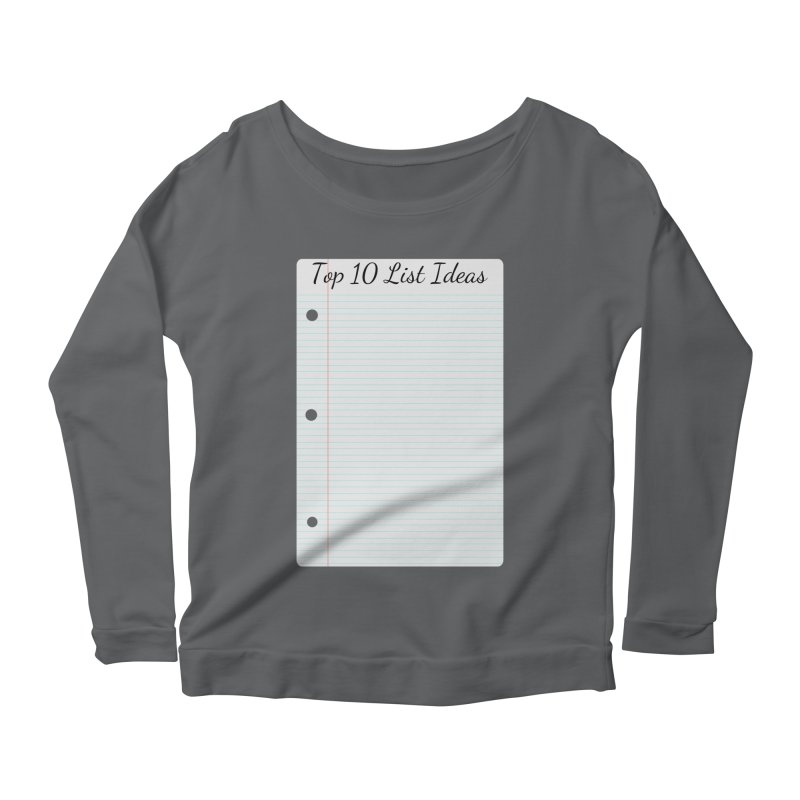 Brain Stormin' Women's Longsleeve T-Shirt by WatchPony Clothing Collection