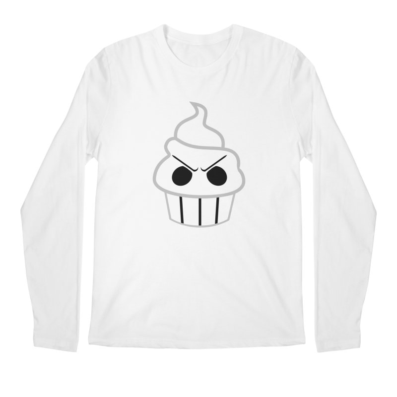 The Swirly Roger Men's Longsleeve T-Shirt by WatchPony Clothing Collection