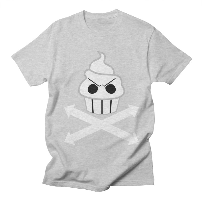 The Swirly Roger Men's Regular T-Shirt by WatchPony Clothing Collection