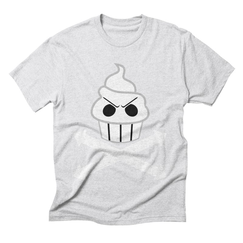 The Swirly Roger Men's Triblend T-Shirt by WatchPony Clothing Collection
