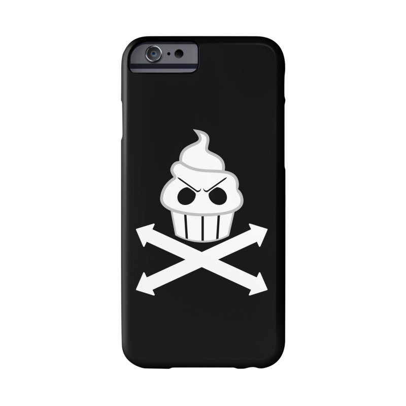 The Swirly Roger Accessories Phone Case by WatchPony Clothing Collection