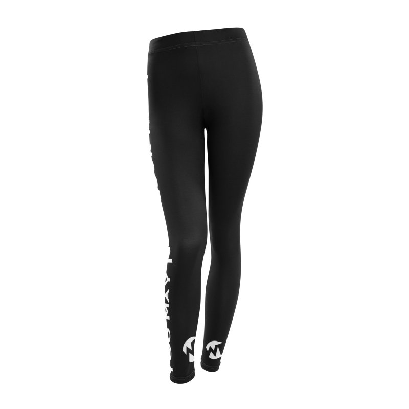 You May Now Look Away Women's Leggings Bottoms by WatchPony Clothing Collection