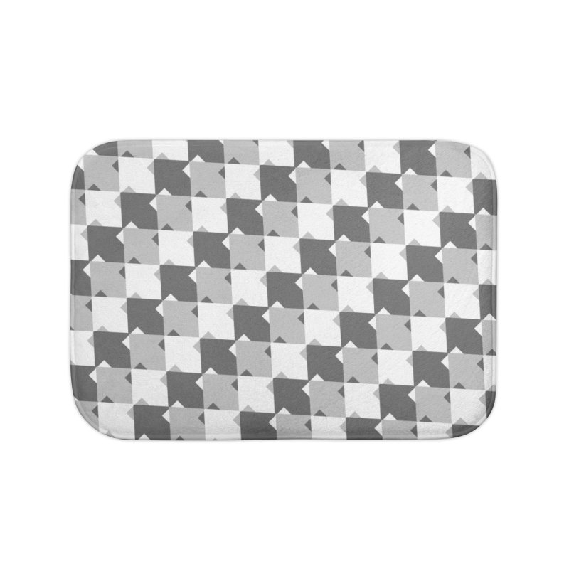 WHT Home Bath Mat by WatchPony Clothing Collection