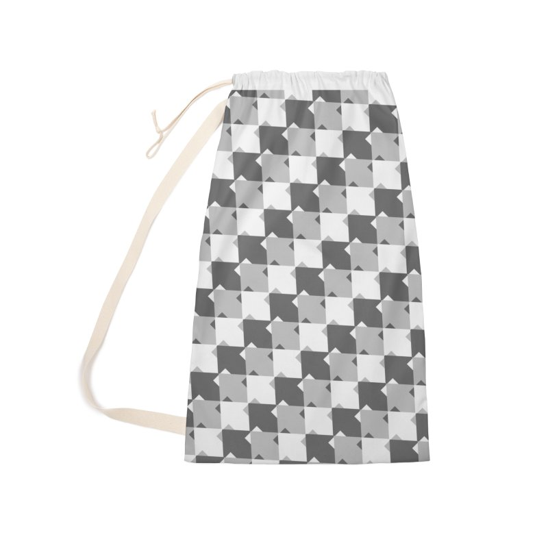 WHT Accessories Laundry Bag Bag by WatchPony Clothing Collection