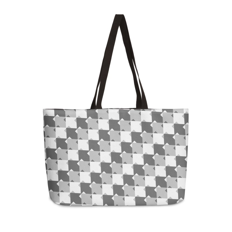 WHT Accessories Weekender Bag Bag by WatchPony Clothing Collection
