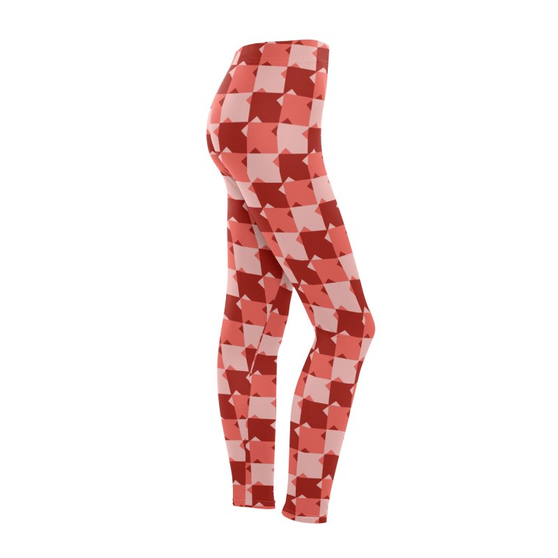 RED Women's Bottoms by WatchPony Clothing Collection