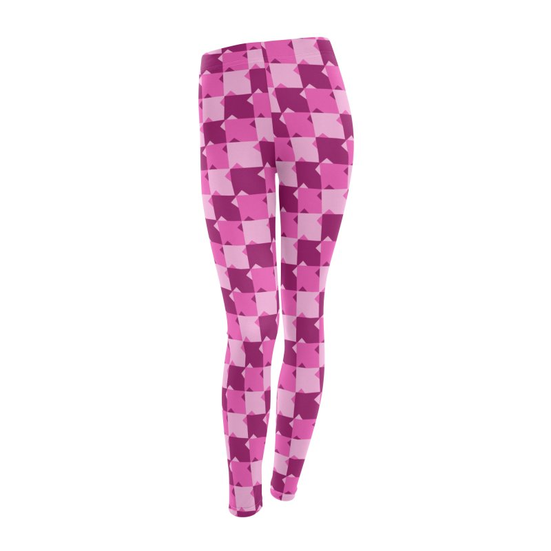 PNK Women's Leggings Bottoms by WatchPony Clothing Collection