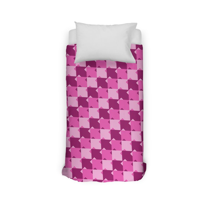 PNK Home Duvet by WatchPony Clothing Collection