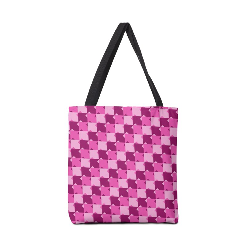 PNK Accessories Tote Bag Bag by WatchPony Clothing Collection