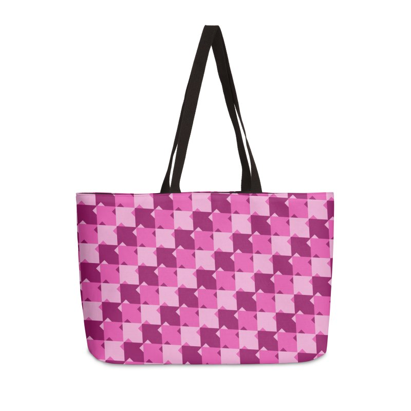 PNK Accessories Weekender Bag Bag by WatchPony Clothing Collection