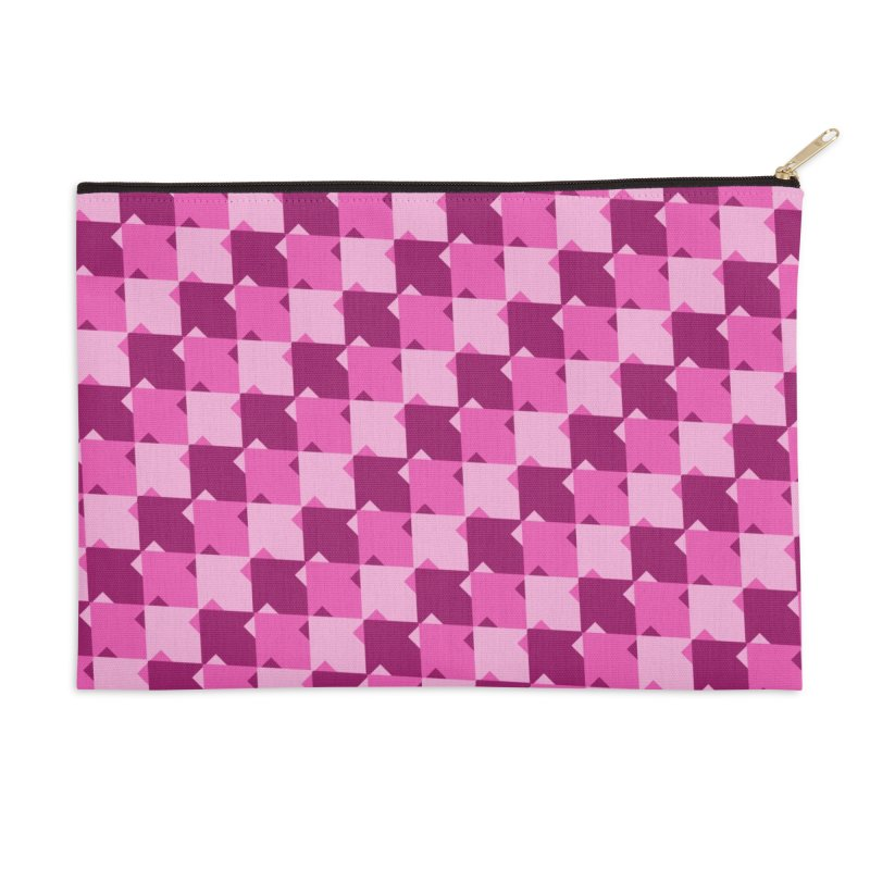 PNK Accessories Zip Pouch by WatchPony Clothing Collection