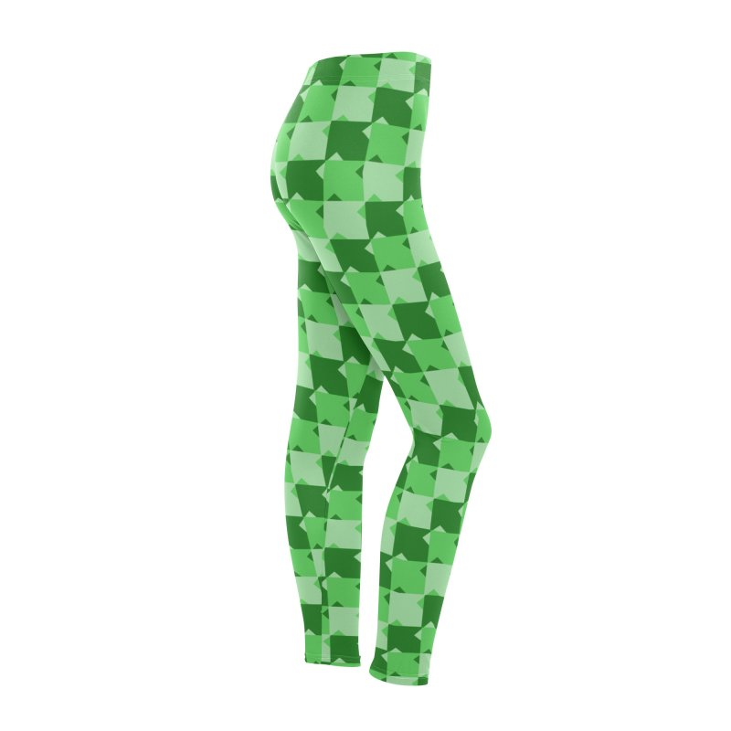 GRN Women's Bottoms by WatchPony Clothing Collection