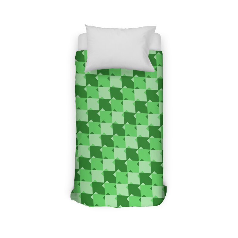 GRN Home Duvet by WatchPony Clothing Collection
