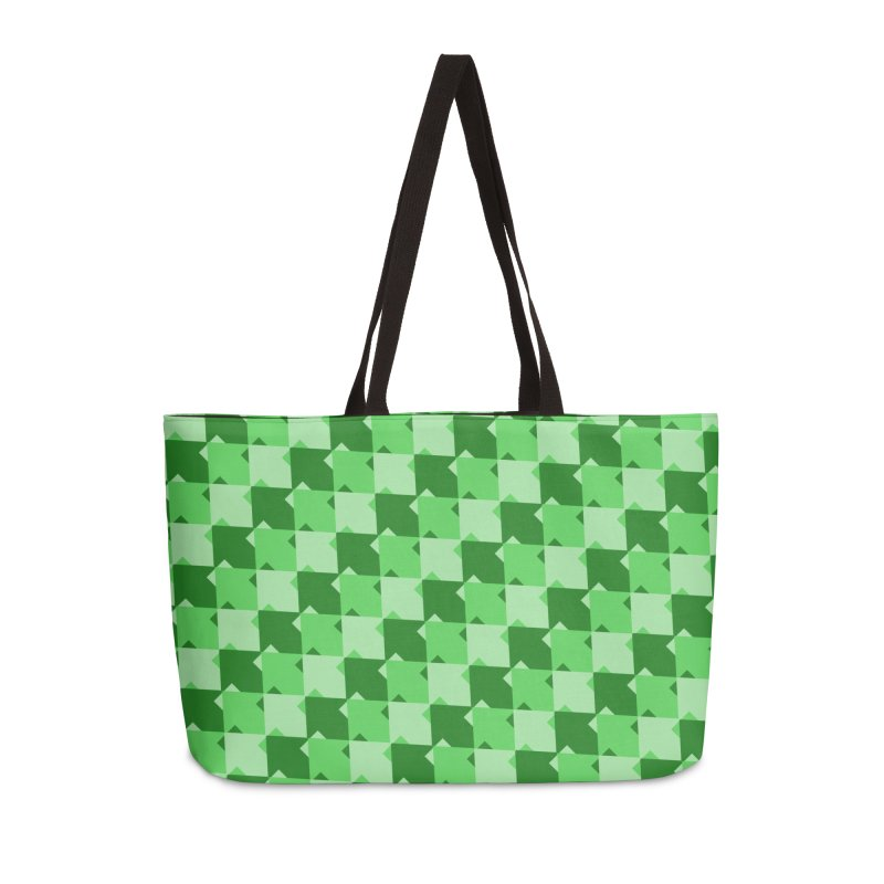 GRN Accessories Weekender Bag Bag by WatchPony Clothing Collection