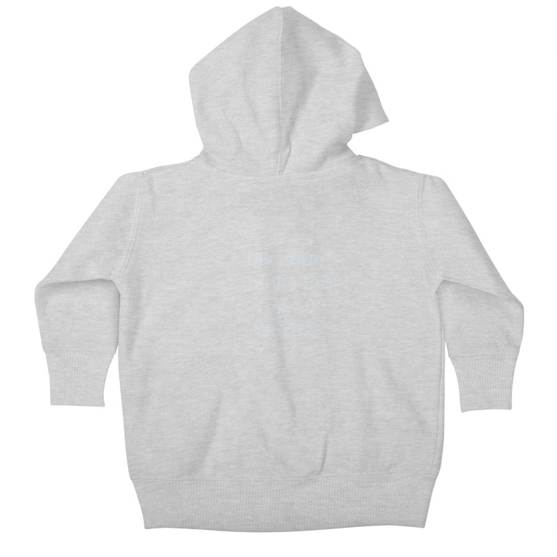 My Mom Thinks I'm Top 10 Worthy Kids Baby Zip-Up Hoody by WatchPony Clothing Collection