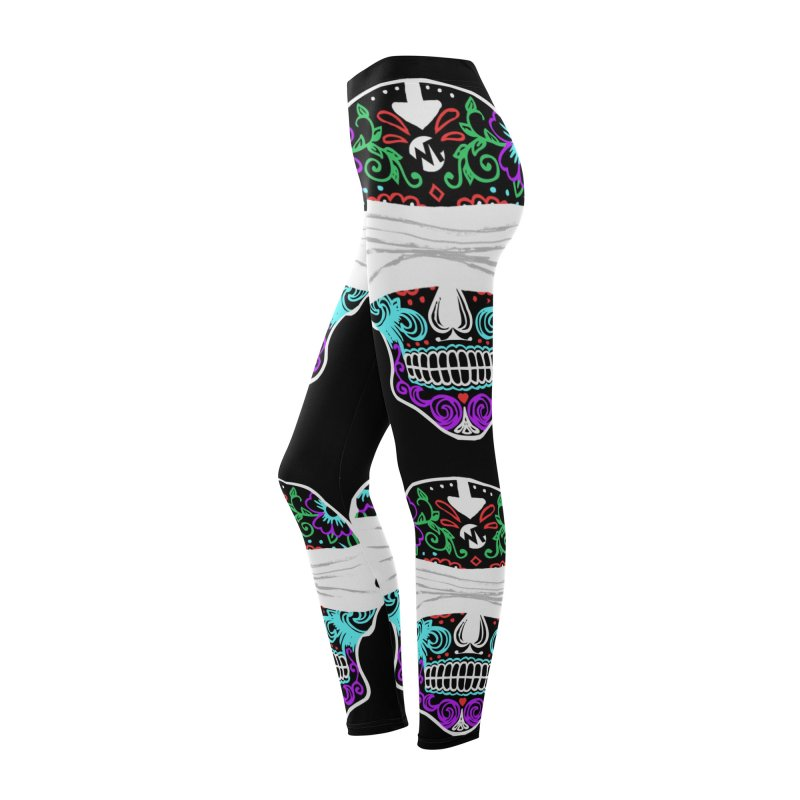 Calavera de Vista Women's Bottoms by WatchPony Clothing Collection