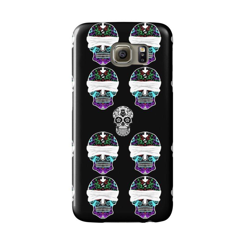 Calavera de Vista Accessories Phone Case by WatchPony Clothing Collection