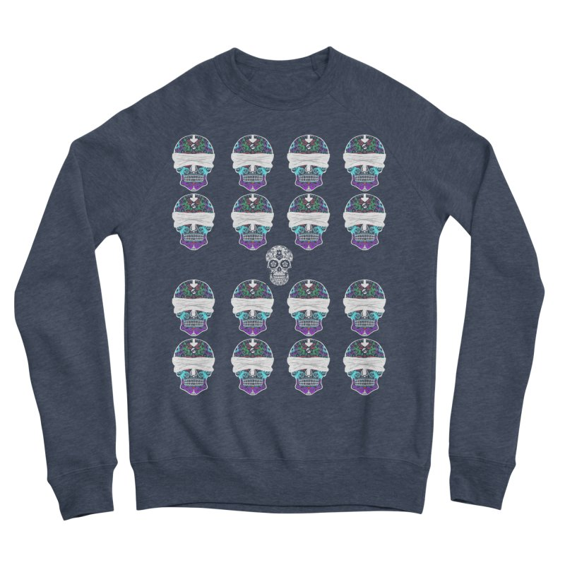 Calavera de Vista Men's Sweatshirt by WatchPony Clothing Collection