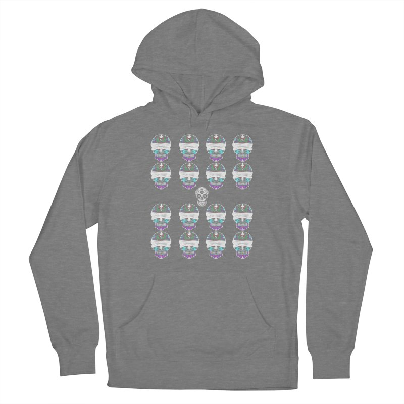 Calavera de Vista Women's Pullover Hoody by WatchPony Clothing Collection
