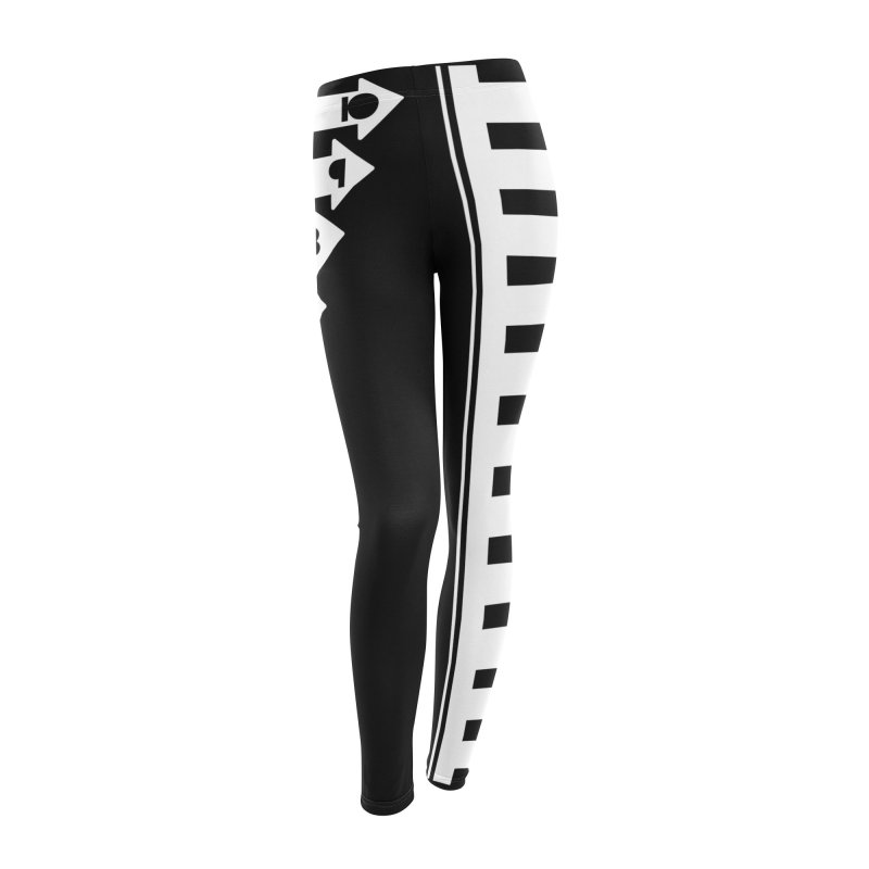 10 Women's Leggings Bottoms by WatchPony Clothing Collection