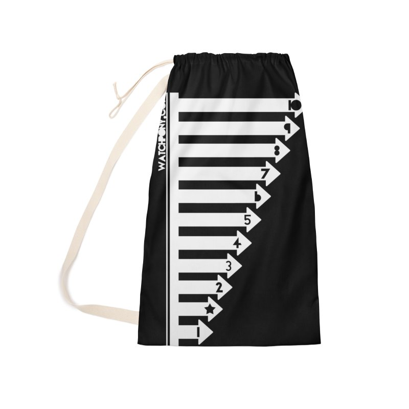 10 Accessories Laundry Bag Bag by WatchPony Clothing Collection