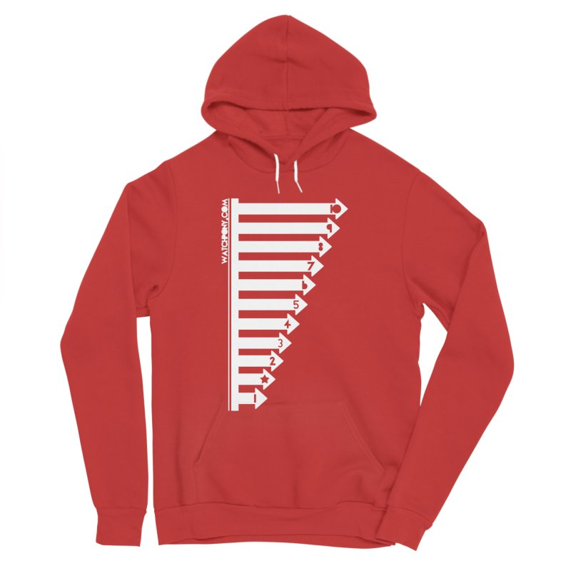 10 Women's Pullover Hoody by WatchPony Clothing Collection