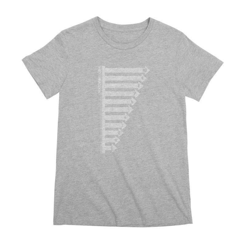10 Women's Premium T-Shirt by WatchPony Clothing Collection
