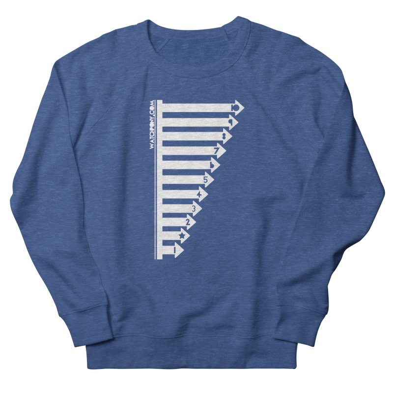 10 Men's Sweatshirt by WatchPony Clothing Collection