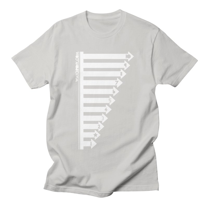 10 Men's T-Shirt by WatchPony Clothing Collection