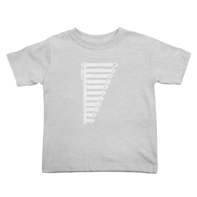 10 Kids Toddler T-Shirt by WatchPony Clothing Collection