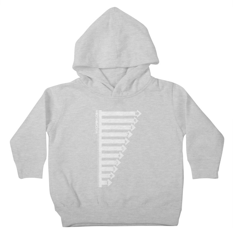 10 Kids Toddler Pullover Hoody by WatchPony Clothing Collection