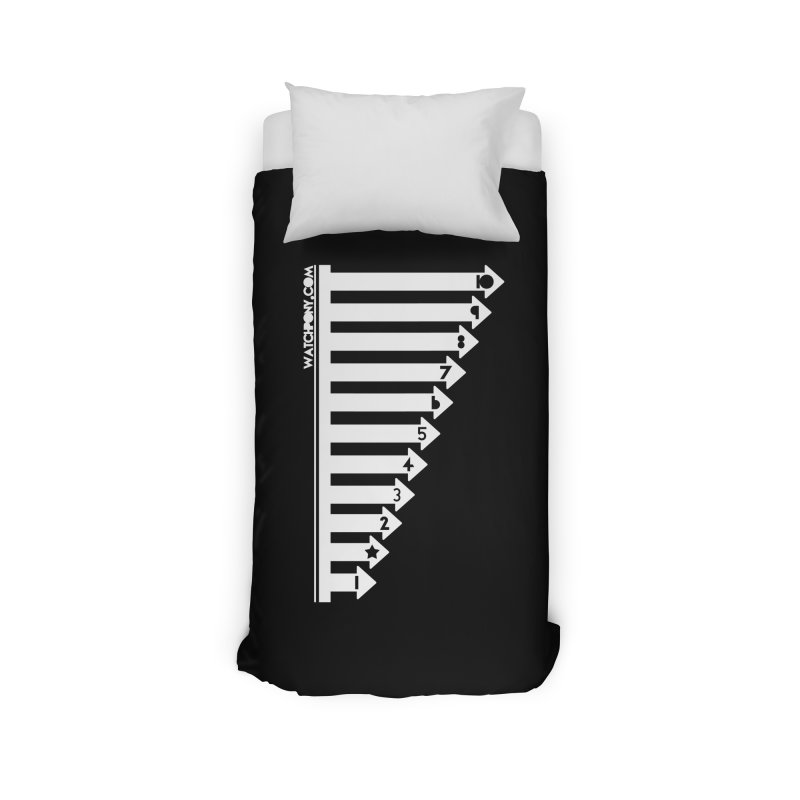 10 Home Duvet by WatchPony Clothing Collection