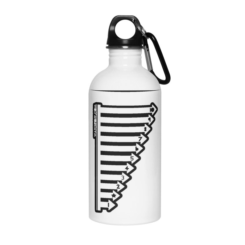 10 Accessories Water Bottle by WatchPony Clothing Collection