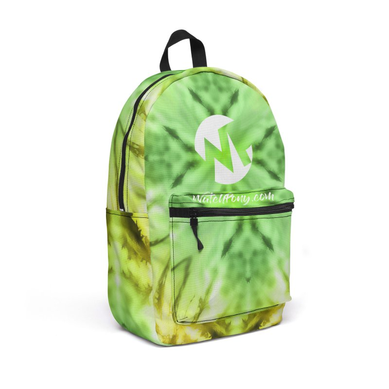 Tye Dye WatchPony Accessories Backpack Bag by WatchPony Clothing Collection