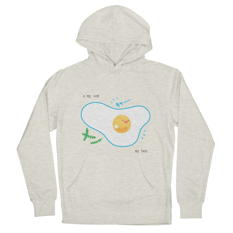 tamago-kun Women's Pullover Hoody by Hey there, Waterbear!