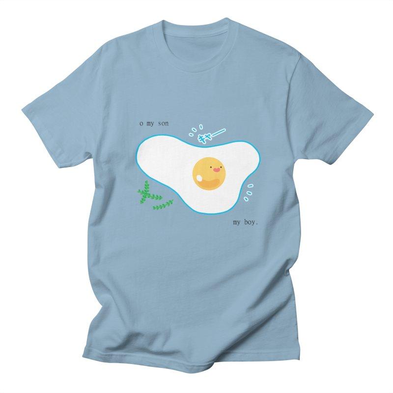 tamago-kun Women's Unisex T-Shirt by Hey there, Waterbear!