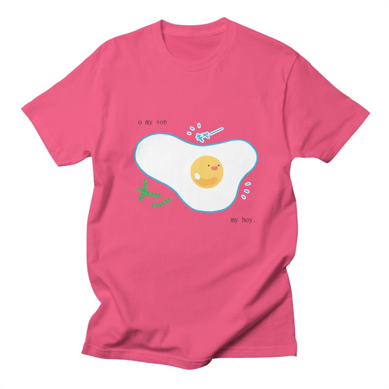 tamago-kun Men's T-Shirt by Hey there, Waterbear!