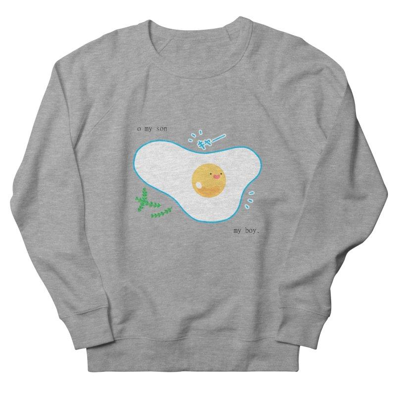 tamago-kun Women's Sweatshirt by Hey there, Waterbear!