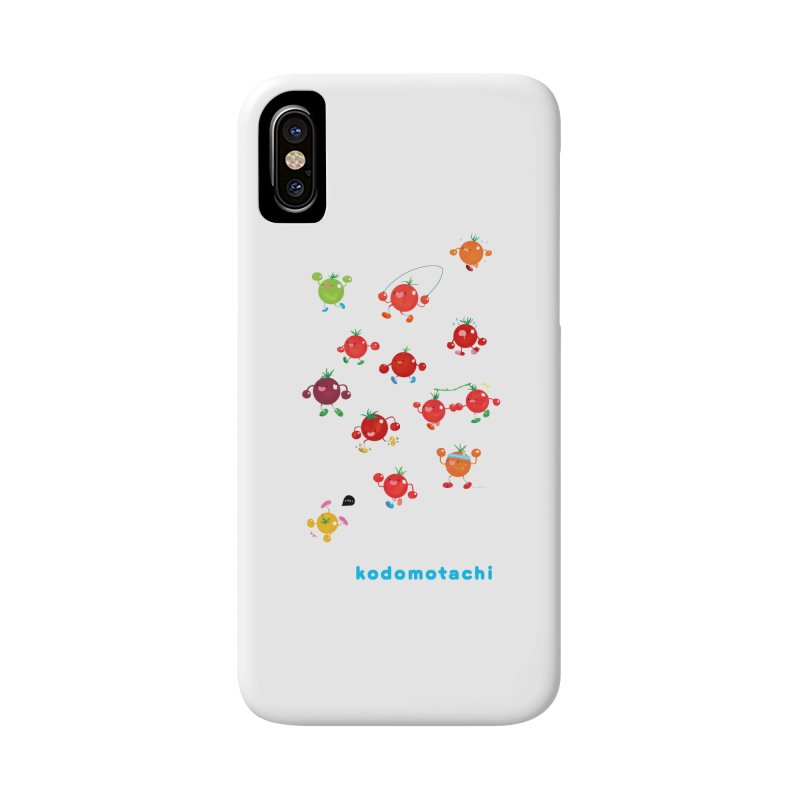 kodomotachi Accessories Phone Case by Hey there, Waterbear!