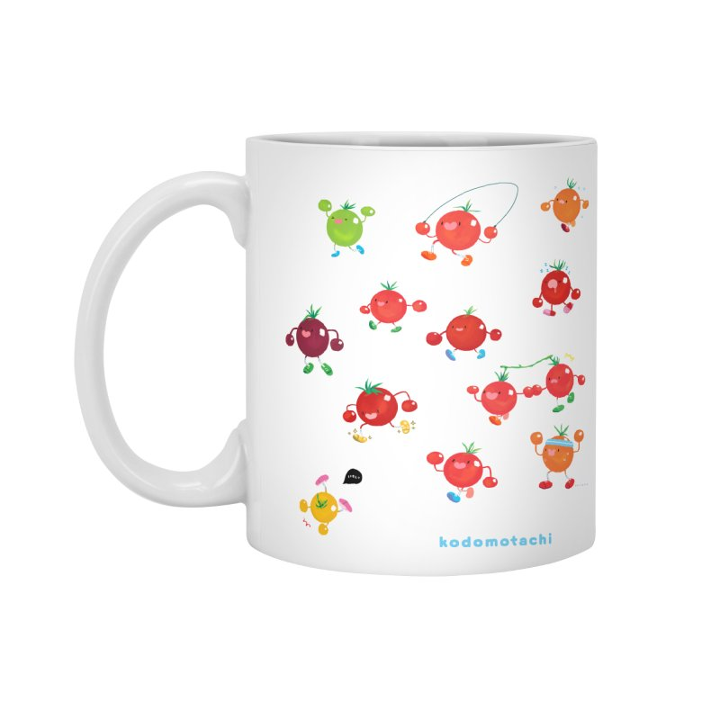 kodomotachi Accessories Mug by Hey there, Waterbear!