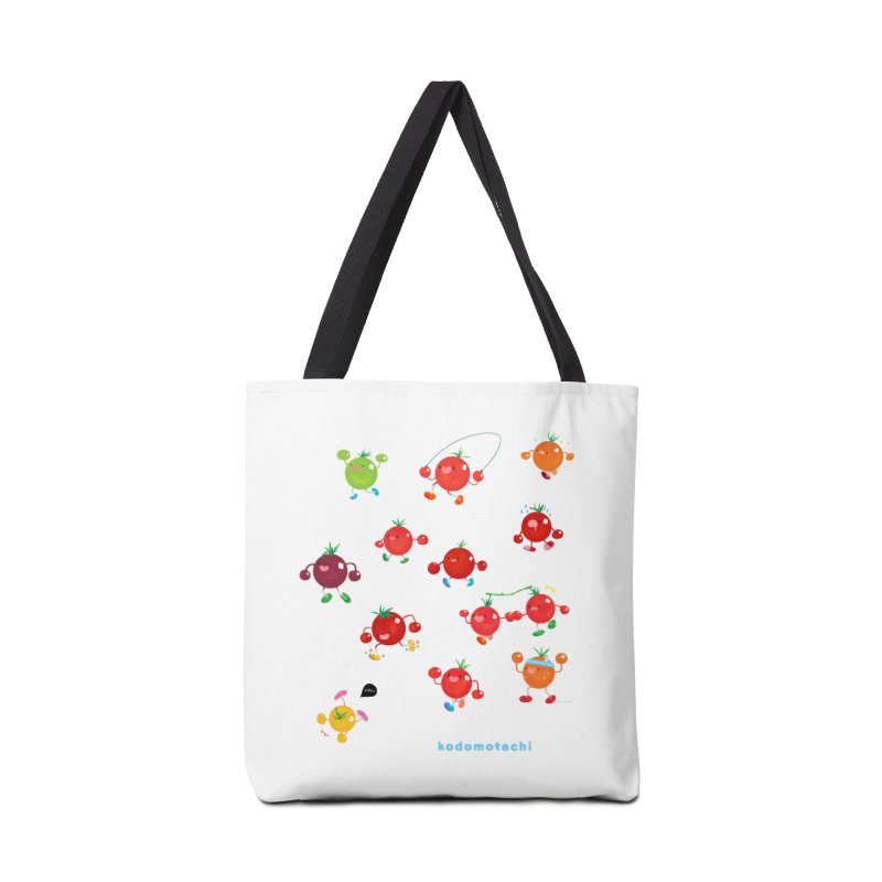 kodomotachi Accessories Bag by Hey there, Waterbear!