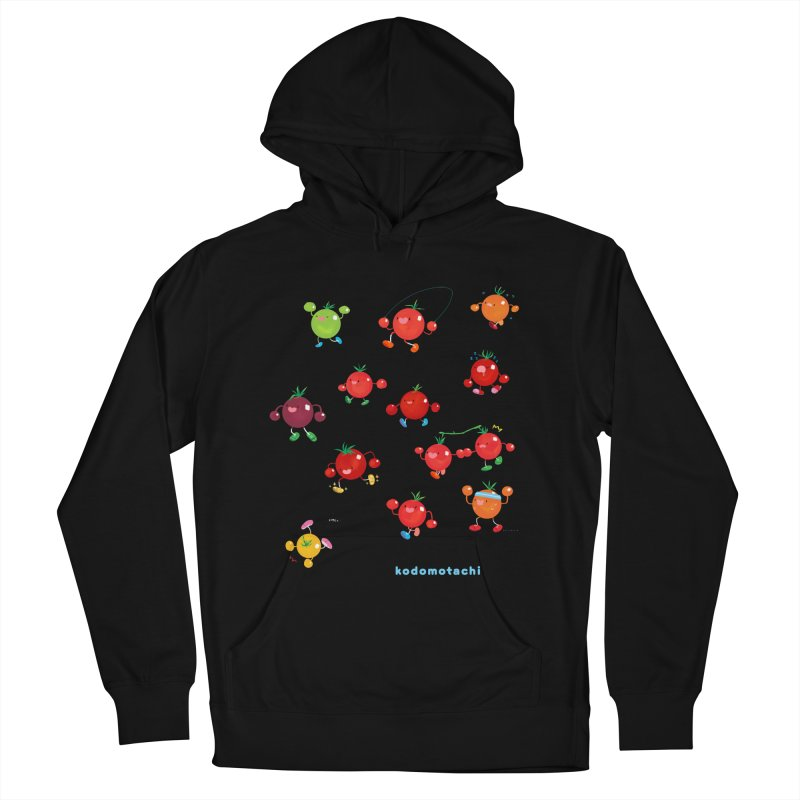 kodomotachi Men's Pullover Hoody by Hey there, Waterbear!