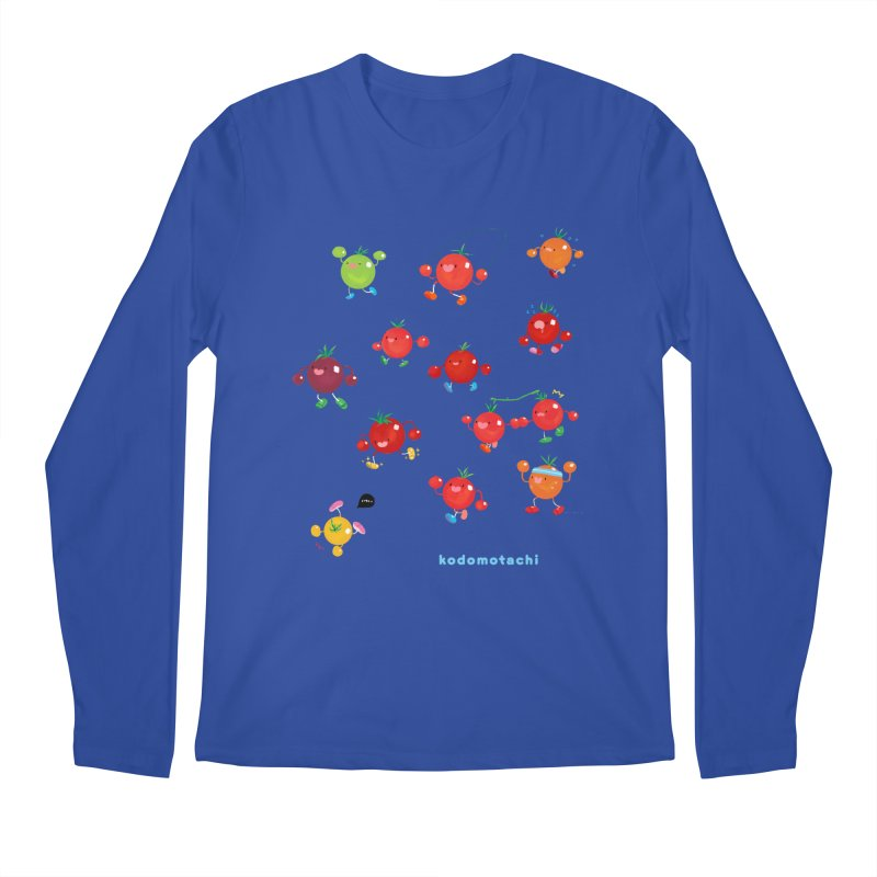 kodomotachi Men's Regular Longsleeve T-Shirt by Hey there, Waterbear!