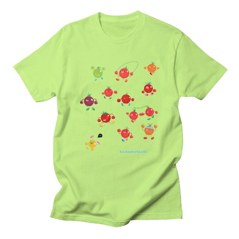 kodomotachi Men's Regular T-Shirt by Hey there, Waterbear!
