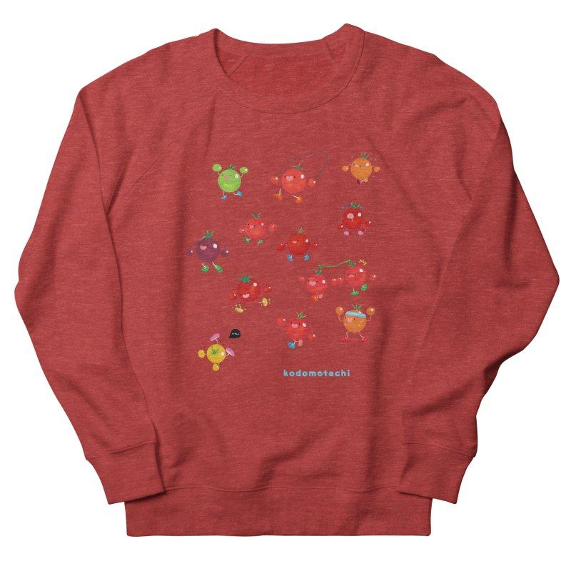 kodomotachi Women's French Terry Sweatshirt by Hey there, Waterbear!