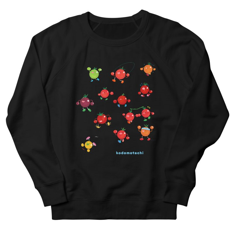kodomotachi Women's French Terry Sweatshirt by Hey there, Waterbear!