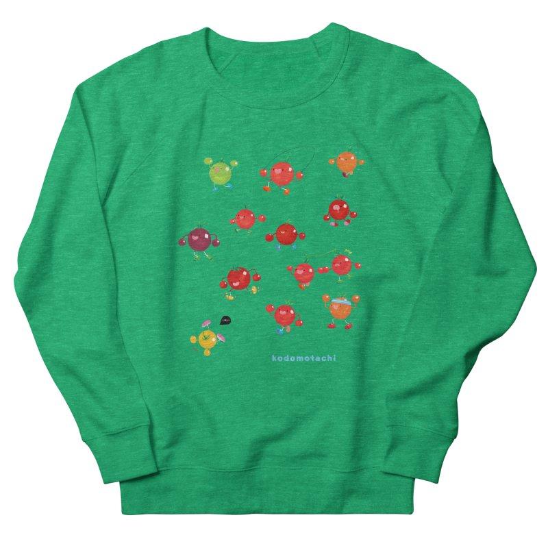kodomotachi Men's French Terry Sweatshirt by Hey there, Waterbear!